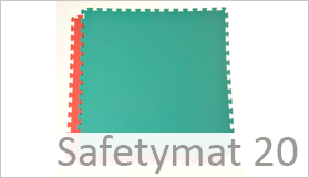 Safetymat Big Puzzle 20 Pro - Mata Piankowa