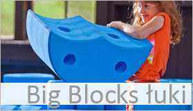 Imagination Playground - Big Blocks Łuki