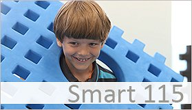 "Smart 115 ""WALK in clouds"" - new layout of blocks"