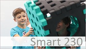 "Smart 230 ""The GREAT Expedition"" - new layout of blocks"