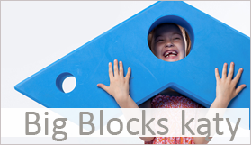 Imagination Playground - Big Blocks kąty